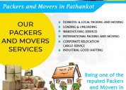 Offering home relocation services in pathankot