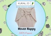 100% organic top & nappy | organic nappy |