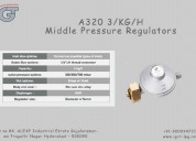 Lpg Regulator | Ipg Gas Regulator | Safe Gas Regul
