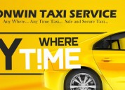 Intercity drop taxi services