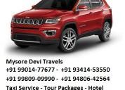 Book a cab in mysore  + 91 93414-53550 / +91 99014