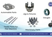 Gauges | textile parts | machinery parts