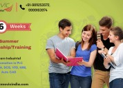 6 weeks summer internship in delhi ncr