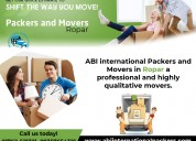 Book packers and movers services in ropar
