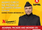 Agarwal packers and movers complaint