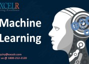Machine learning training bangalore