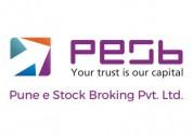 Best online stock brokers companies in pune