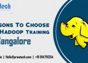 Best hadoop classes in bangalore