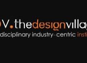 Gain the best design education from one of the top