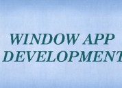 Window app development company in malviya nagar |