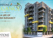 Elegance: new flats in south kolkata