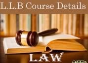 How to pursue your llb course- important details