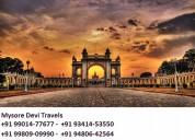 Mysore Local Travels +91 93414-53550