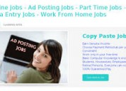 Govt Registered Work from Home Jobs - Free Registr
