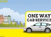 One way cab service