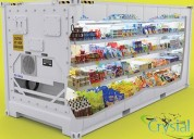 Crystal cold chain storage & logistics solution