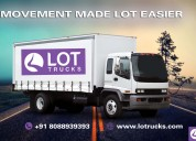 Packers and movers in bangalore – lotrucks.com