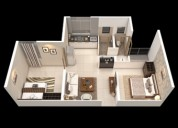 Vascon goodlife 2 bhk apartments in katvi road