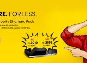 Tata sky subscription bangalore special offer