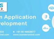 Custom software Development Company in Bangalo