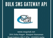 Bulk sms gateway api for email and sms marketing