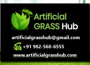Artificial grass hub manufacturer | since 1976