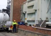 Waste oil collection waste oil disposal  hazardous