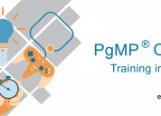Online pgmp training courses