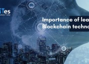 Why we should learn blockchain technology and its
