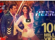 Heeriye song video - race 3 | salman khan, jacquel