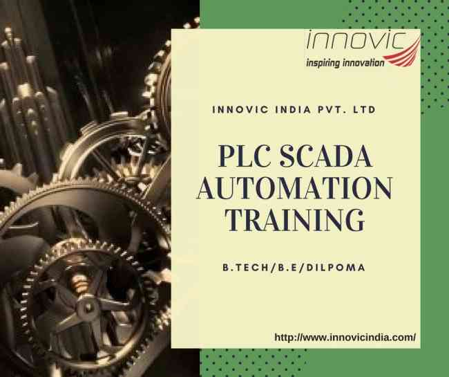 Best PLC SCADA Training In Delhi, Noida