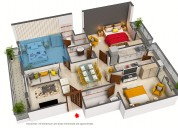 3 bhk apartment for sale in sushma valencia