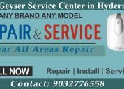 Racold geyser service center in hyderabad