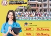 Msc nursing college