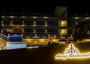 Luxurious hotel in goa - aarya boulevard