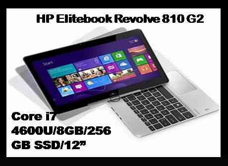 HP Elitebook Revolve 810 G2@25000