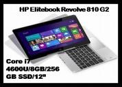 Hp elitebook revolve 810 g2@25000