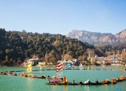 Enjoy your trip with nainital tour packages