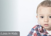 Symptoms of hearing loss in kids