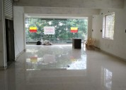 Semi furnished commercial shop @rs.50/sq.ft rent