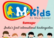 Mkids preschool-manchester international