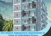 2bhk flats for sale in manikonda hyderabad