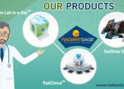 Latest core lab in a box process & modules| radian
