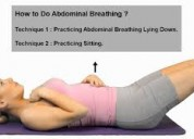 Best abdominal breathing exercise