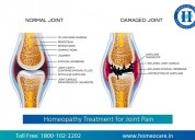 Cure for joint pain in homeopathy