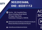 Mbbs in central america - columbus central univers