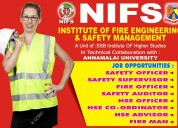Nifs fire and safety institution nagercoil