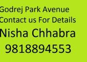 Nisha98l8894553 godrej park avenue (greater noida)