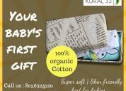 Kural 33,  organic baby gift set , new born gift