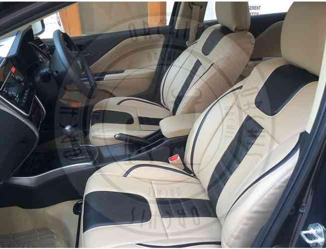 Tata Nano Safari Car Leather Seat Covers